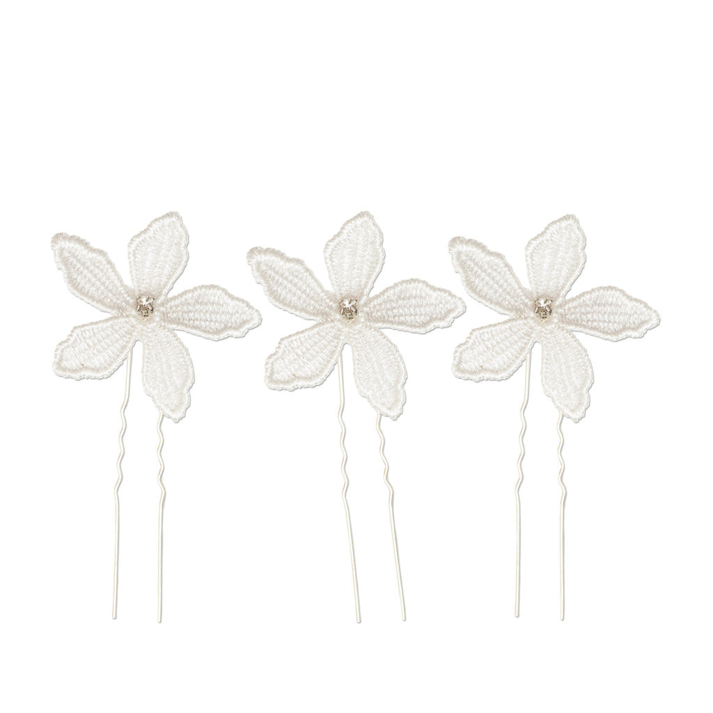 Britten Weddings Hairpins
