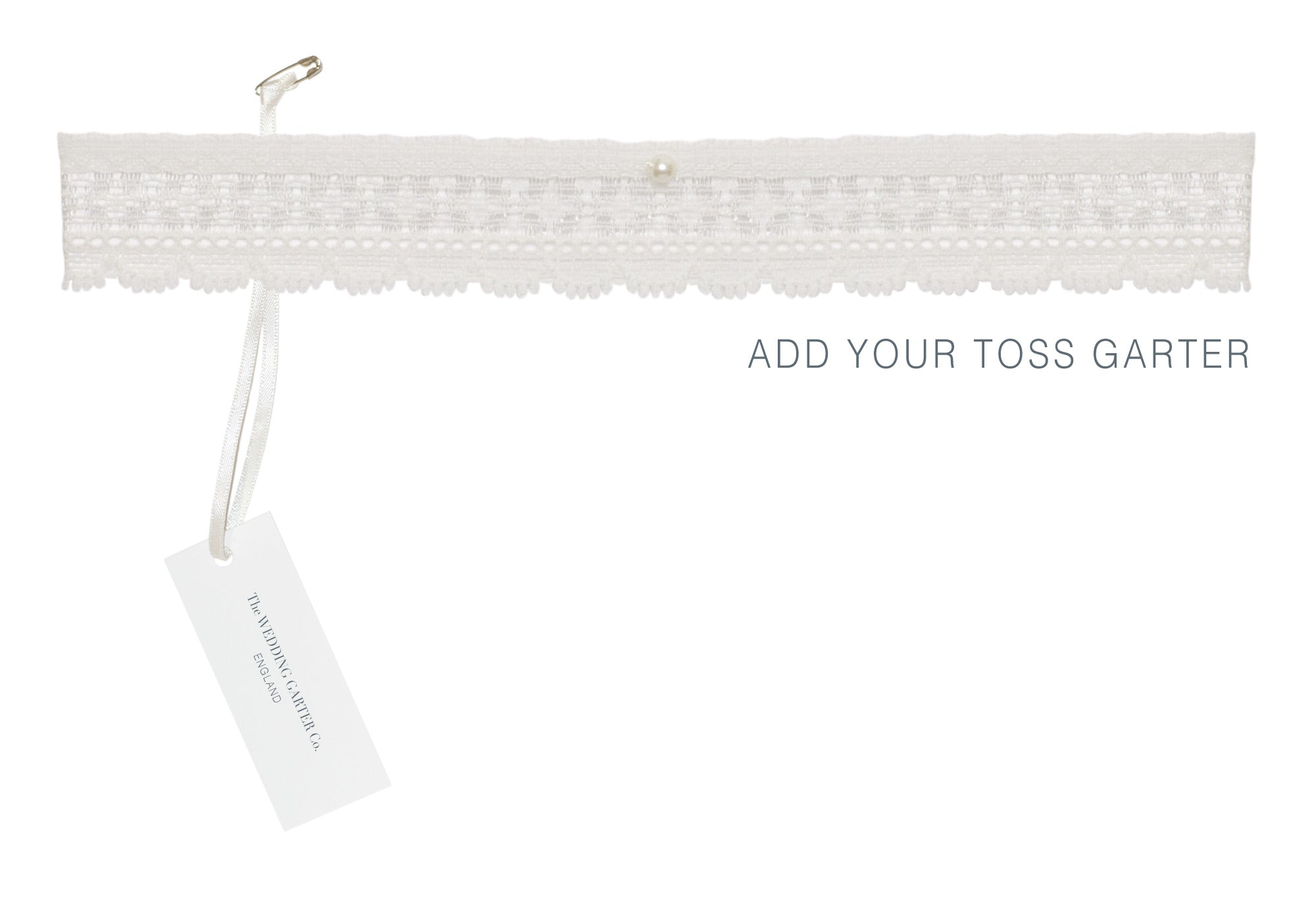 What is a toss garter?