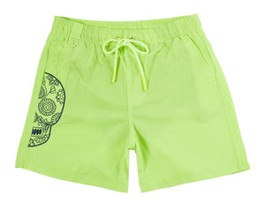 Salin - Big Skull | Mens Swimwear