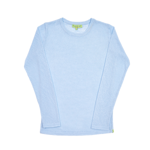 Load image into Gallery viewer, NIOULARGO BDM | Long Sleeve Linen T-Shirt