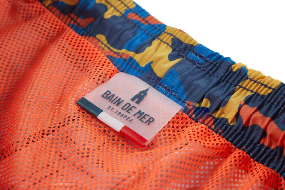 Salin - Monop Allover | Mens Swimwear