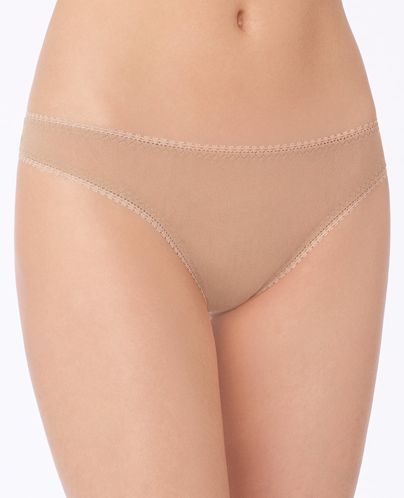 On Gossamer Mesh Hip G Thong