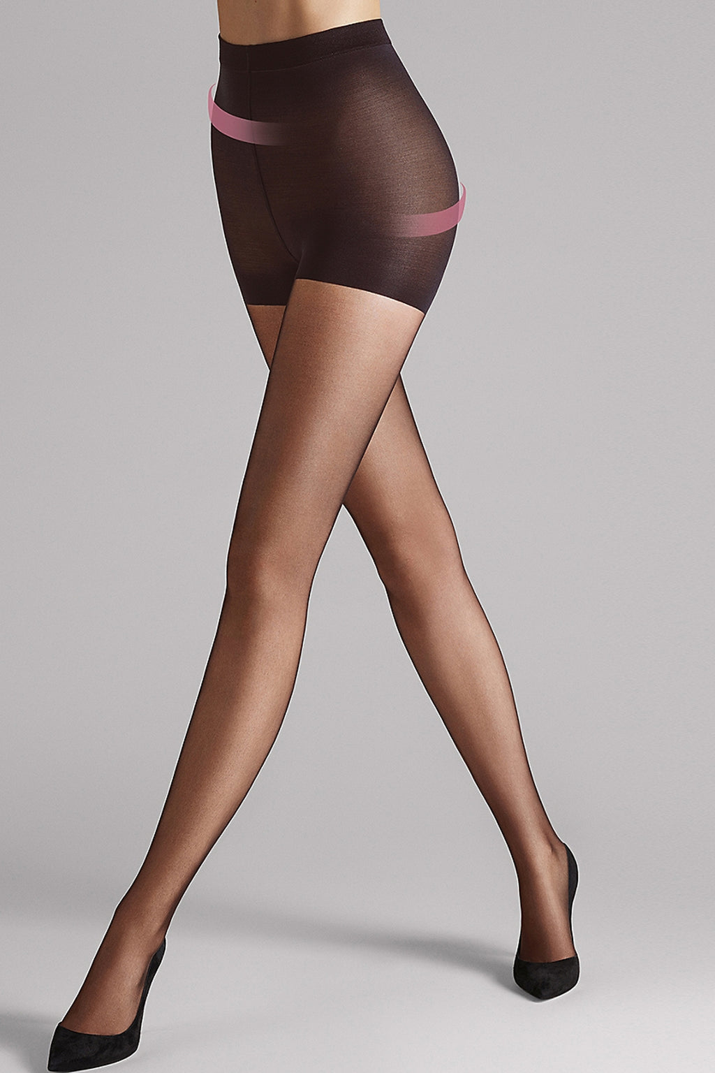 Wolford Individual 10 Control Top Tights Light Support