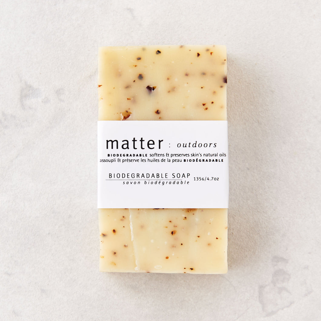 Biodegradable Soap