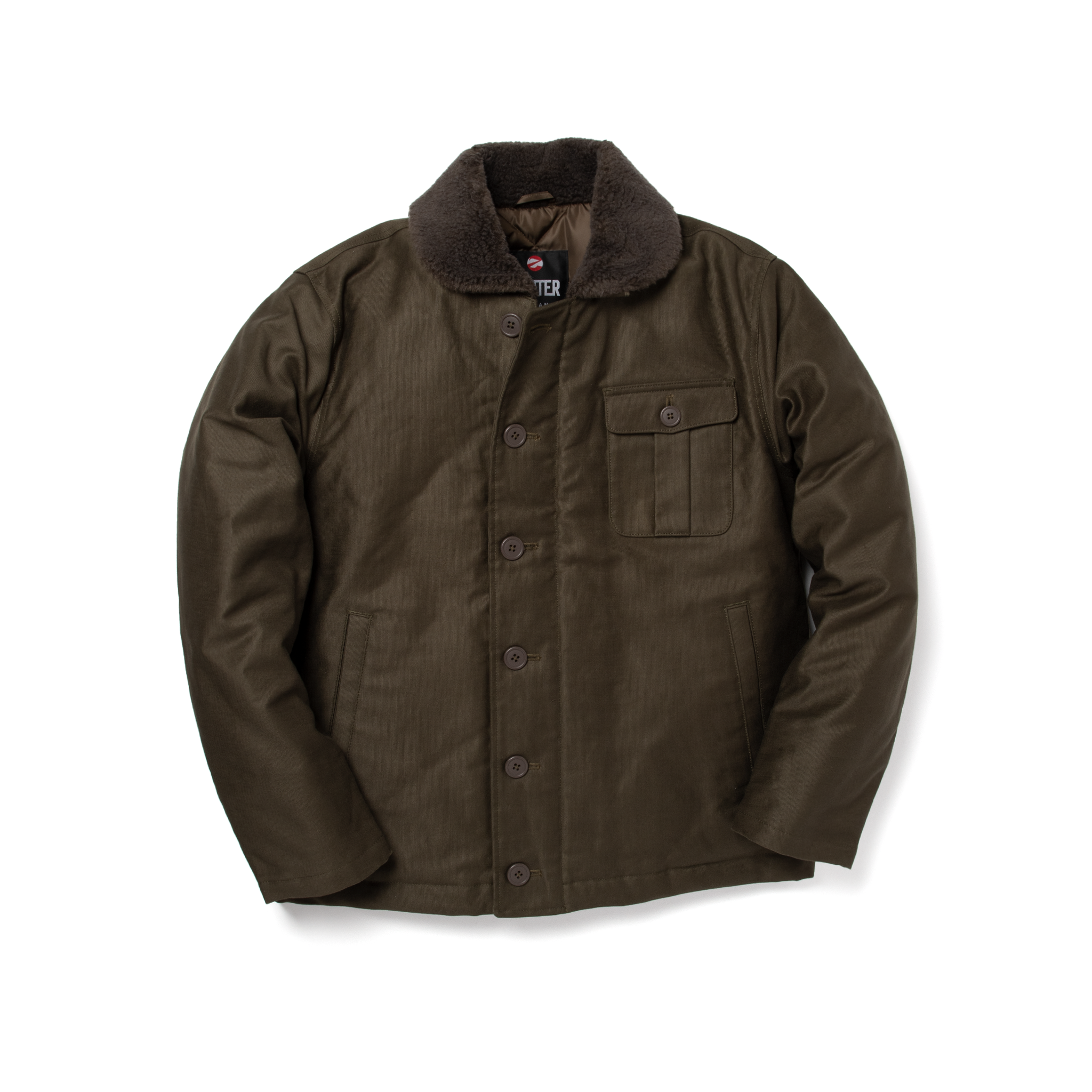 N1 DOWN JACKET - KHAKI