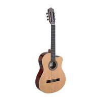 Angel Lopez Cereza series cutaway acoustic-electric classical guitar w/ solid spruce top