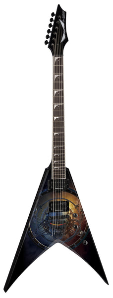 Dean V Dave Mustaine Max Wheel