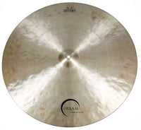 "Dream Cymbals Bliss Small Bell Flat Ride 24"", BSBF24"