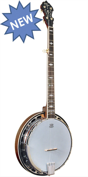 Gold Tone OB-150 Professional Bluegrass Banjo w/case