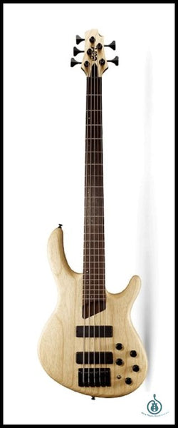 Cort Artisan B5-Plus AS, Open Pore Natural, Bolt on Neck, 5-string