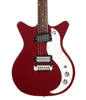 Danelectro D59X Dark Red Electric Guitar