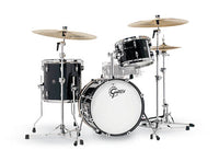 Gretsch Drums Gretsch Renown 3-Piece Drum Set (18/12/14) Piano Black, RN2-J483-PB