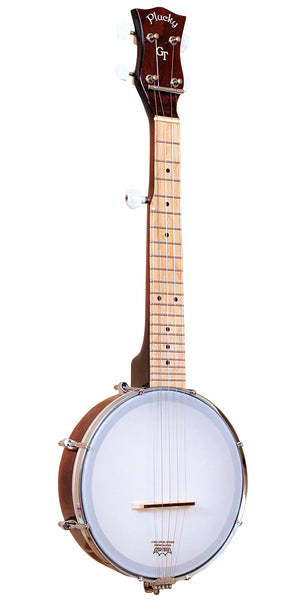 Gold Tone Plucky Mini Banjo For Left Handed Players w/ Bag