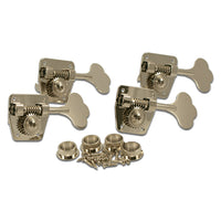Gotoh 4 In Line Bass Large GB29 Tuning Machines Nickel
