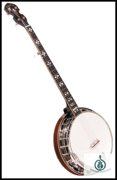 Gold Tone OB-250 Orange Blossom Special 5-String Banjo w/case;