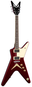 Dean ML 79 Standard w/Half PG Metallic Red