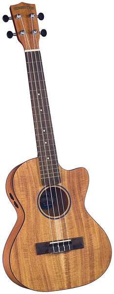 Diamond Head Tenor Acoustic-Electric Ukulele Natural DU-350TCE