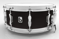"British Drum Co. 14 x 5.5"" Legend snare, cold-pressed birch 6 mm shell, Kensington Knight"