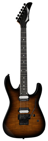 Dean Modern 24 Select Flame Floyd Tiger Eye