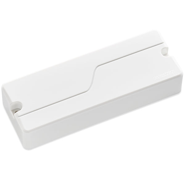 Fishman PRF-MS8-TW2 Fluence Signature Series Tosin Abasi 8-String Pickup Set, White (soapbar mount)