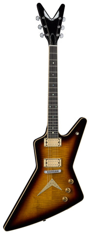 Dean USA Patents Pending Z Flame Top TBZ