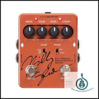 EBS Billy Sheehan Signature Effects Pedal Deluxe Edition