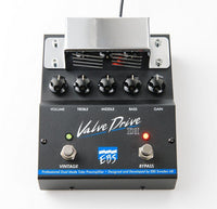 EBS ValveDrive Class A Bass Tube Preamp / Overdrive Pedal