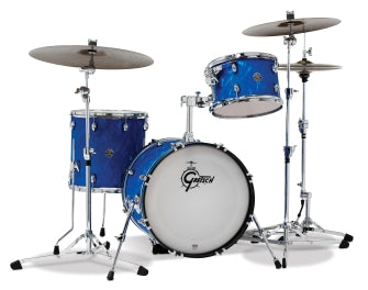 Gretsch Drums Gretsch Catalina Club 3 Piece Shell Pack (18/12/14) Blue Flame, CT1-J483-BSF