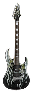 Dean Michael Batio MAB1 Armored Flame w/c