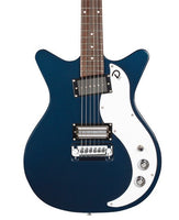 Danelectro D59X Dark Blue Electric Guitar