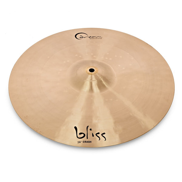 "Dream Cymbals Bliss Series Crash - 16"" BCR16"