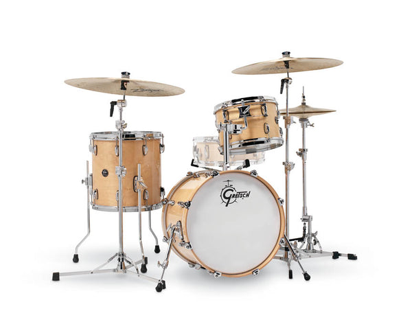 Gretsch Drums Gretsch Renown 3-Piece Drum Set (18/12/14) Gloss Natural, RN2-J483-GN