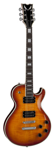 Dean Thoroughbred Deluxe Trans Amber