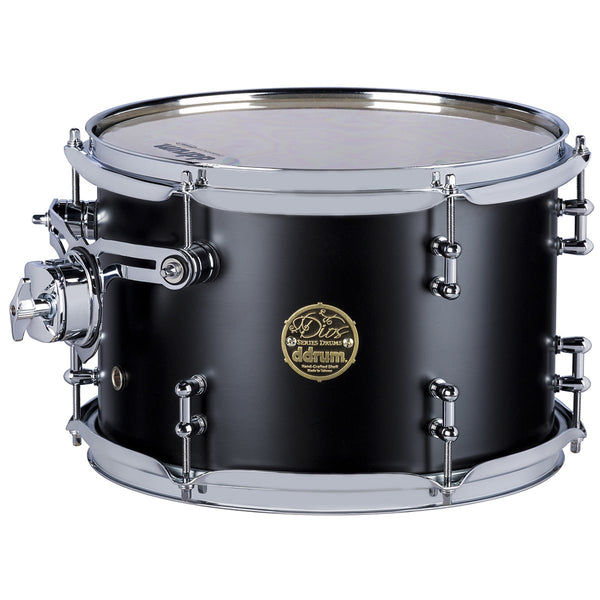 ddrum Dios Series 9x13 Rack Tom Satin Black