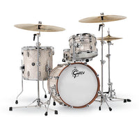 Gretsch Drums Gretsch Renown 4 Piece Drum Set (18/12/14/14sn) Vintage Pearl, RN2-J484-VP