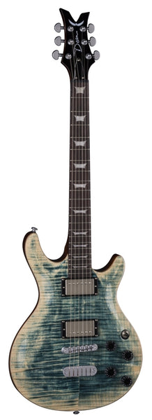 Dean Icon Flame Top ICON FM FD Faded Denim