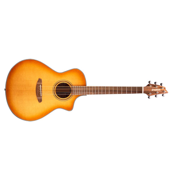 Breedlove Signature Concert Copper CE Torrefied European-African Mahogany, Acoustic-Electric