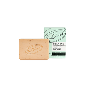UpCircle Cinnamon and Ginger Soap Bar