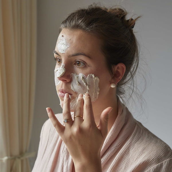 UpCircle Facial Mask - Natural Detoxifying Face Mask