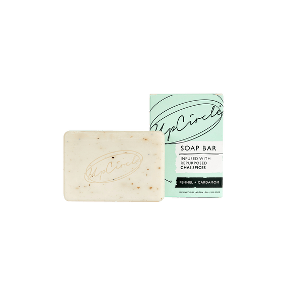 UpCircle Fennel and Cardamom Soap Bar
