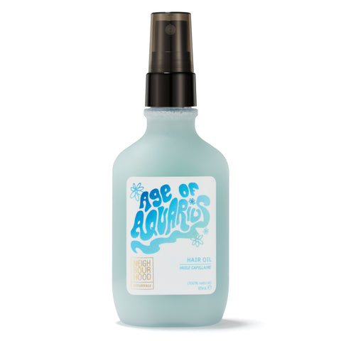 Wondering How to Fix Frizzy Hair? Try Age of Aquarius Hair Serum by Neighbourhood Botanicals!
