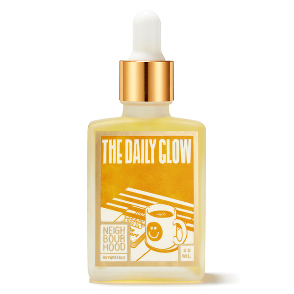 Neighbourhood Botanicals The Daily Glow Facial Oil - Best Vegan Face Oil