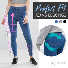 Load image into Gallery viewer, 2020 Perfect Fit Jeans Leggings
