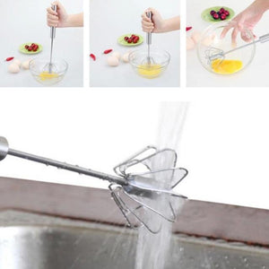 Easy Whisk Semi-Automatic (Pack of 2)