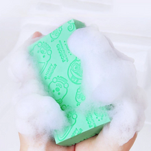Load image into Gallery viewer, SKIN EXFOLIATING SHOWER SPONGE (Pack of 2)