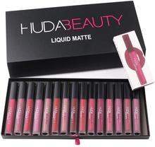 Load image into Gallery viewer, HUDA Beauty Liquid Matte Lipstick [12 PCS SET]