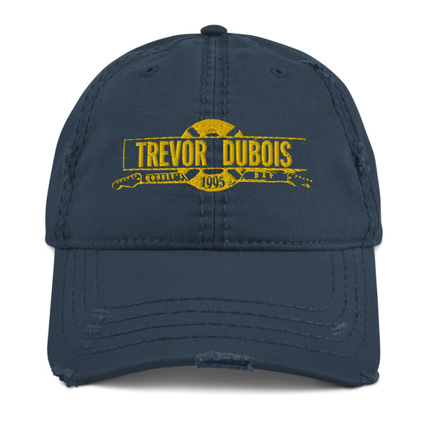 Trevor Dubois Distressed Dad Hat