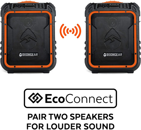 EcoXplorer Orange Eco Talk