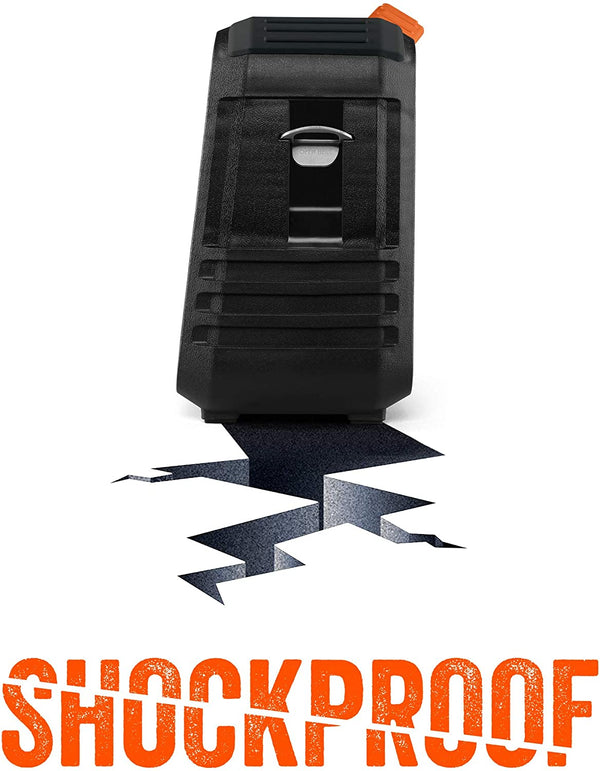 EcoXplorer Orange Shockproof
