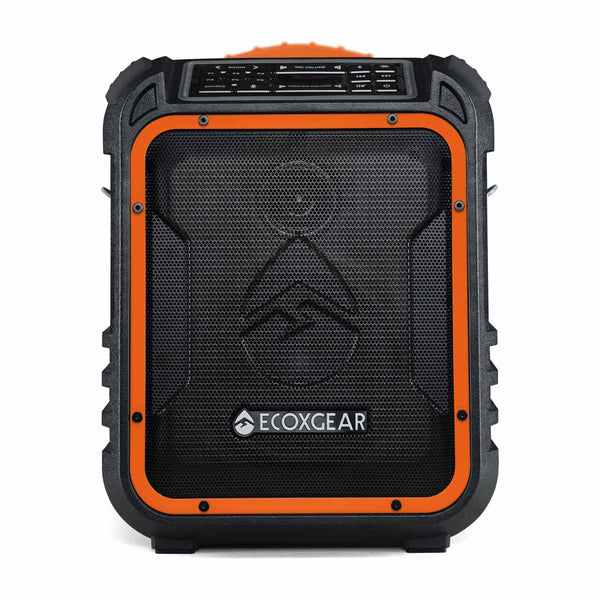 EcoXplorer Web Front Orange